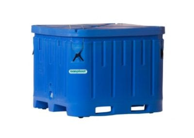 Plastic Insulated Containers (1545)