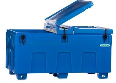 Plastic Insulated Containers (D337)