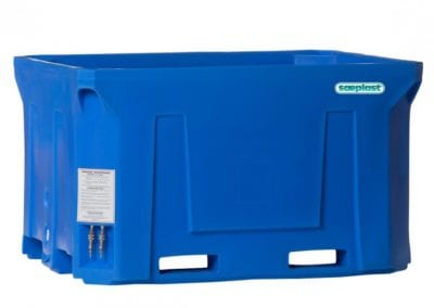 Plastic Insulated Containers (D1000SS)